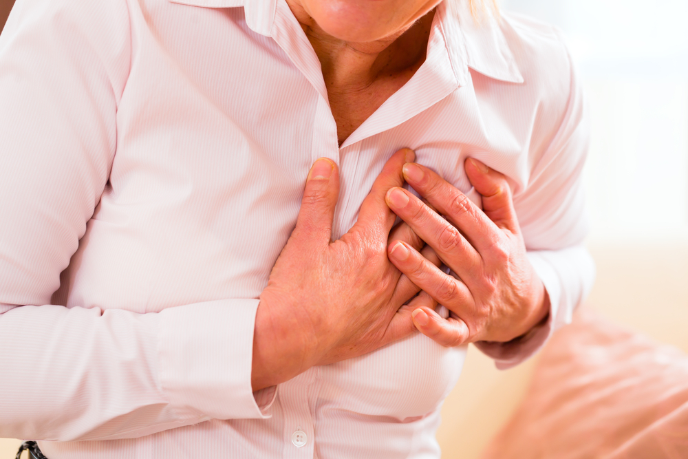 Heart Failure Has Accelerated Progression in RA Patients